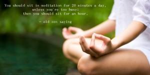 Varför meditation gör dig till en bättre entreprenör!
