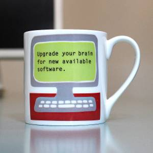 Din hjärna behöver upgraders nu